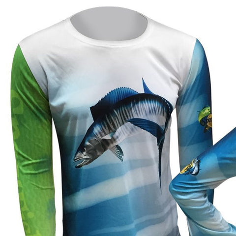 SportFish Long Sleeve Men's shirt