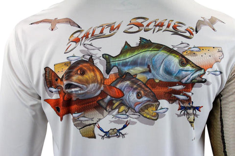 Inshore Slam Sun-shield Youth