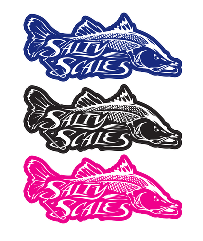 Snook Decal