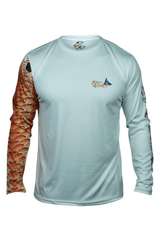 Redfish Long Sleeve Scale Armour