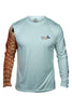 Image of Redfish Long Sleeve Scale Armour