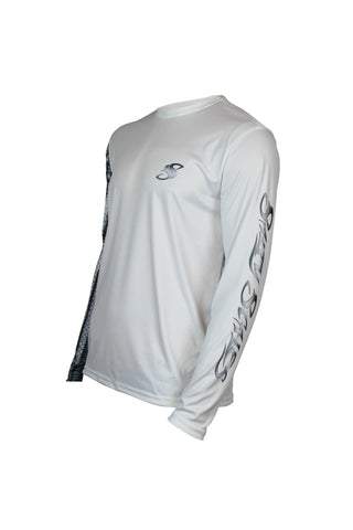 Striper Scale Armor Performance Long Sleeve