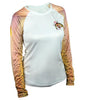 Image of Womens Speckled Trout Pink Scale Armor