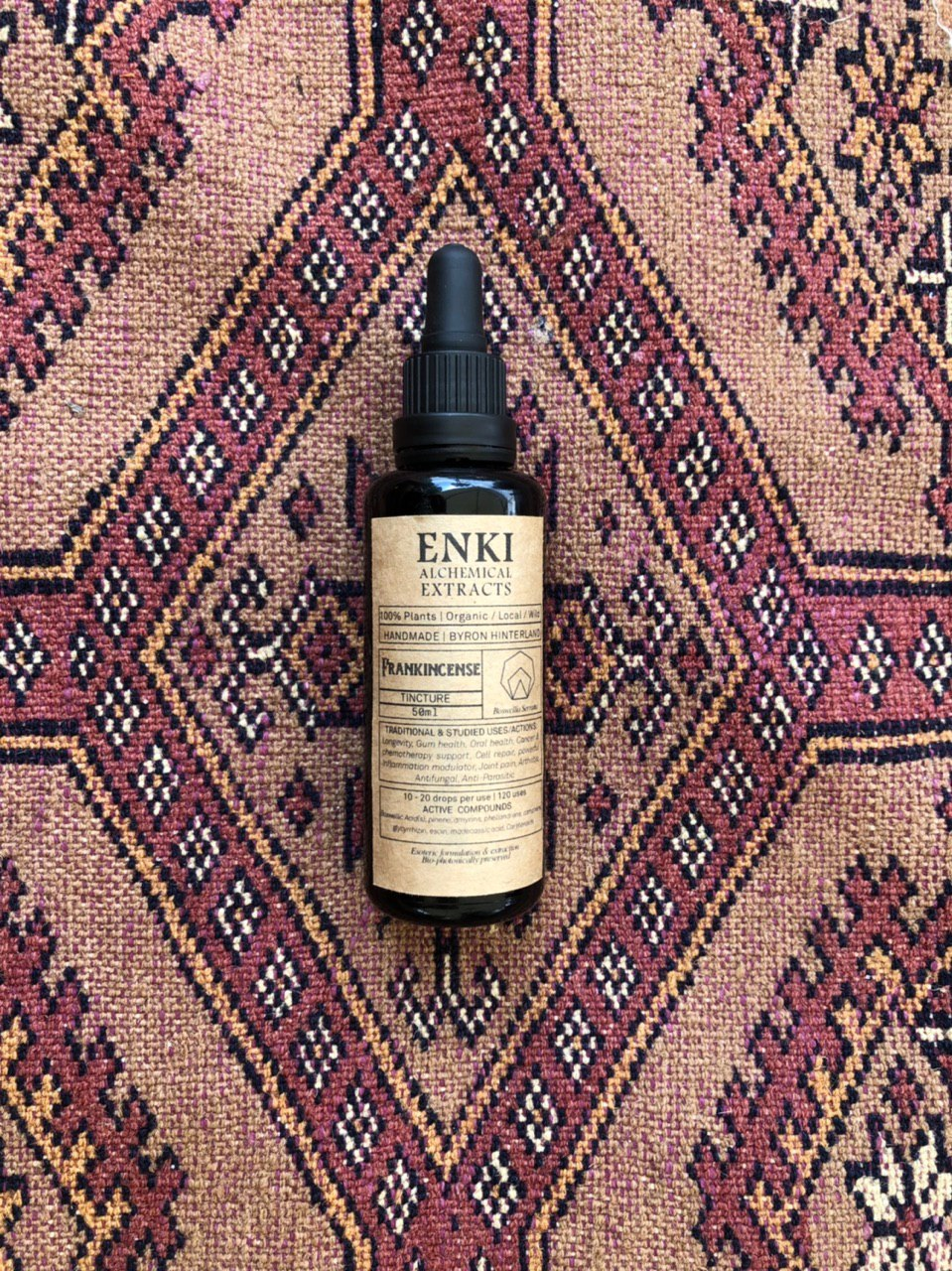 Frankincense Resin Tincture