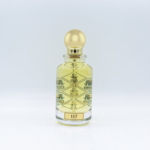 117 Leather Spicy Perfume