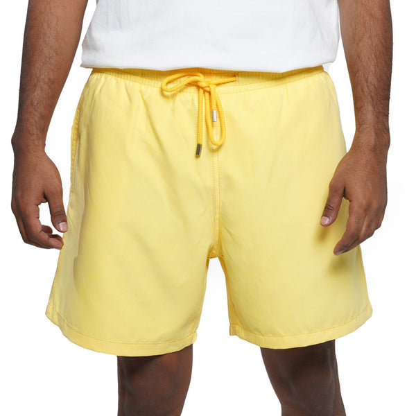 SWIMMING SHORT YELLOW