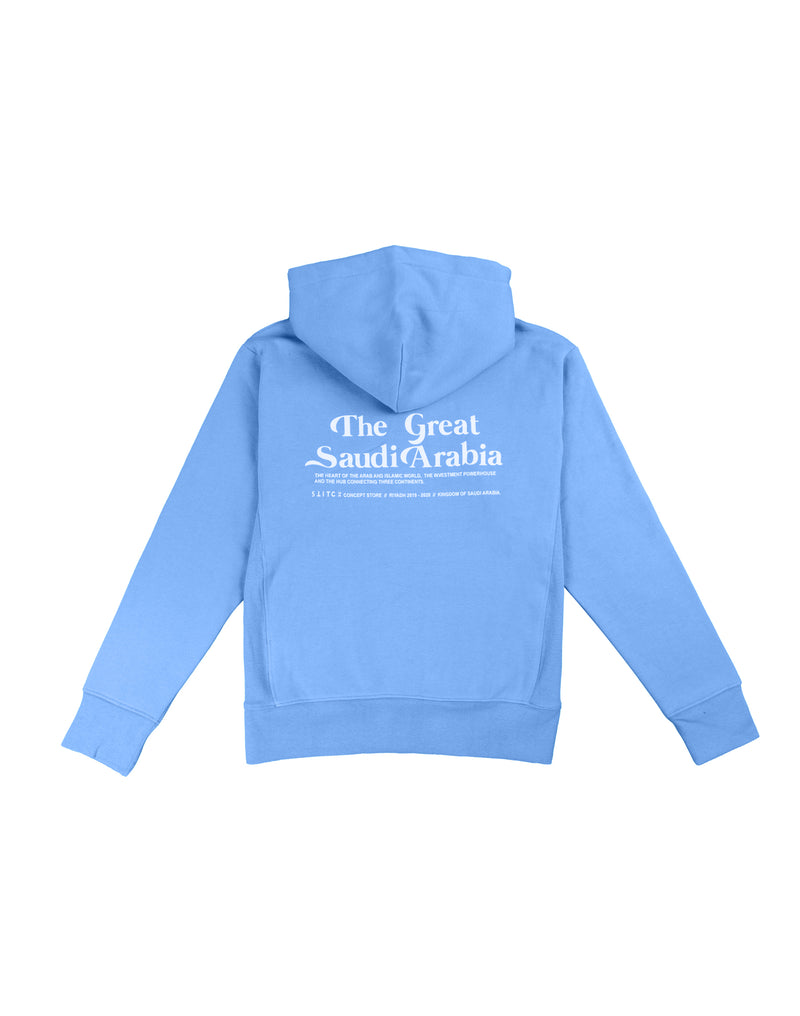 THE GREAT VISION HOODIE