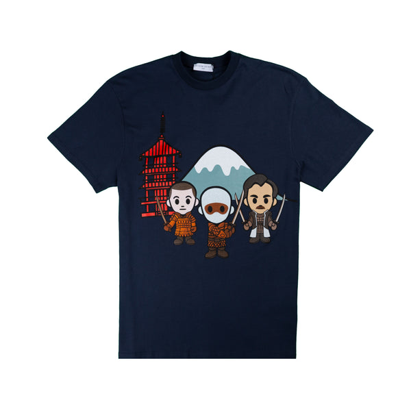 SAMURAI ALL T-shirt