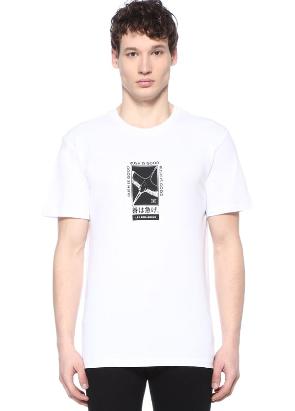 CRANEINRUSH T-SHIRT