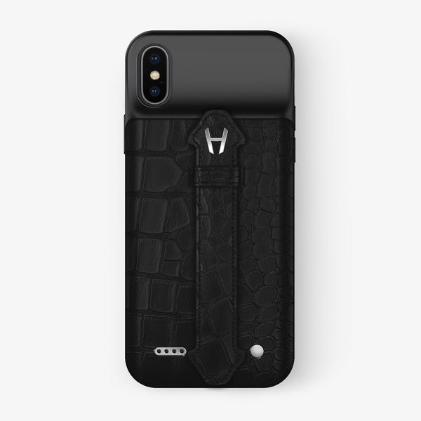 Alligator Battery Finger Case