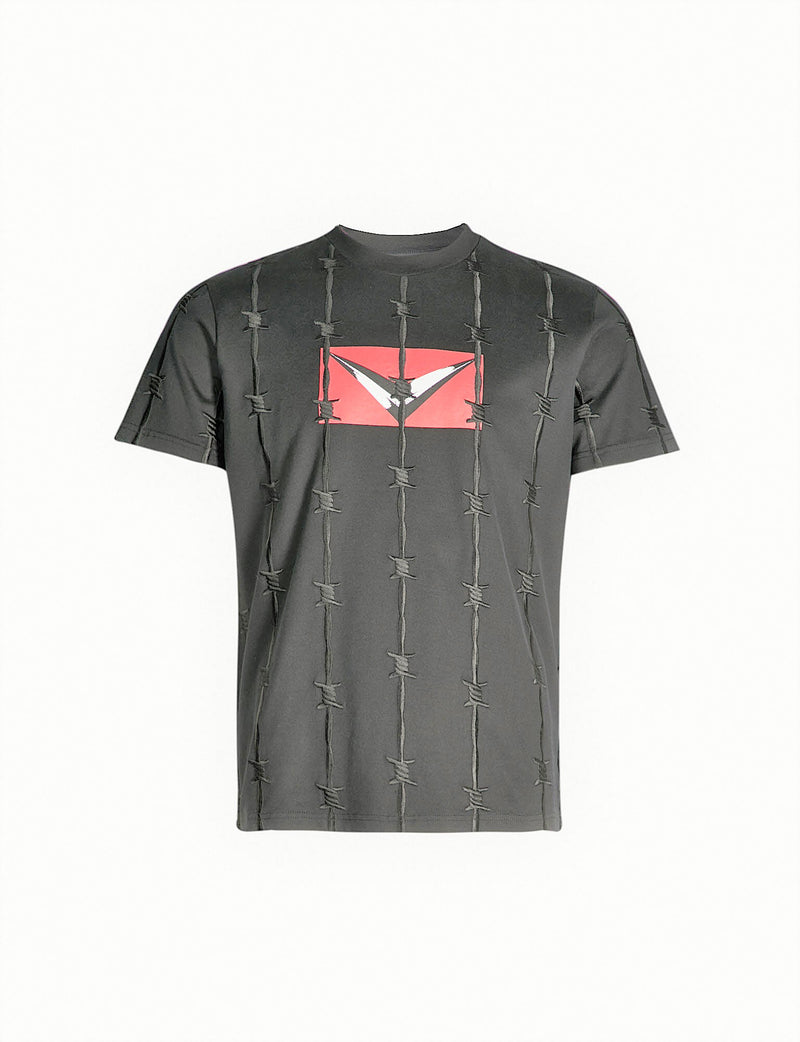 20 BARBED WIRE S/S TEE
