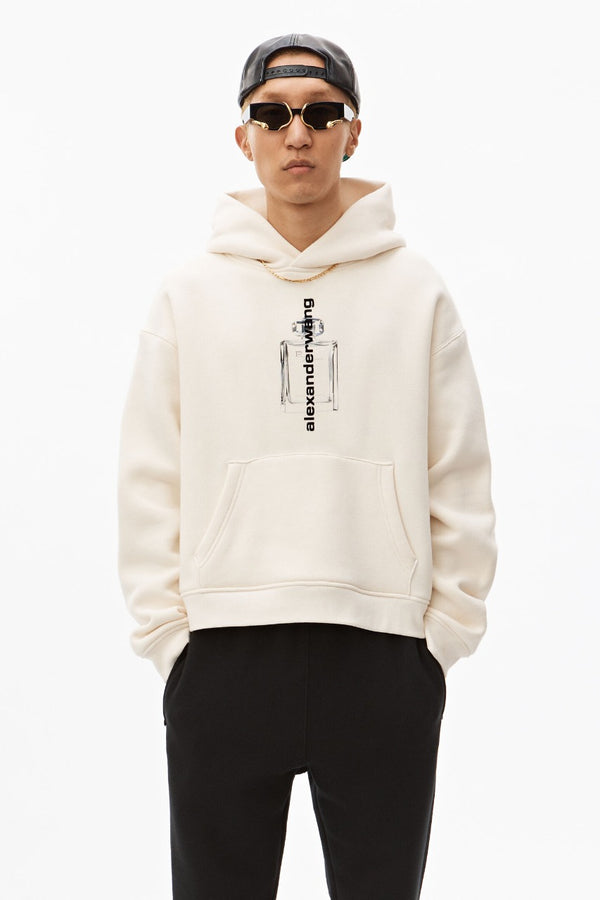 Hoodie With Graphic