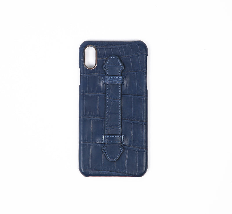 CUIR IPHONE X MAX COVER LEATHER
