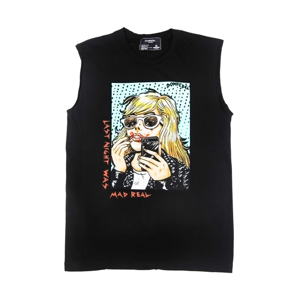 Hangover Sleeveless T-shirt