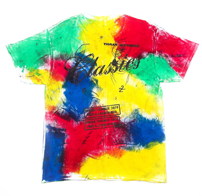 006 PAINTED T-SHIRT