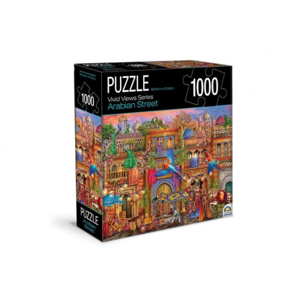 Crown Vivid Views Series 1000 Piece Puzzle