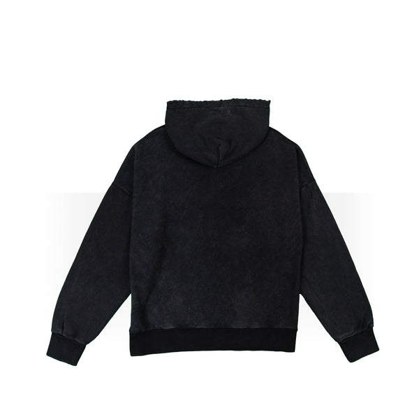 If i was a bird Black hoodie