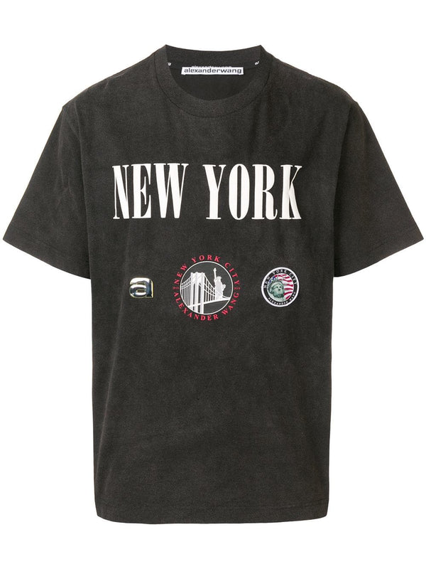 ALEXANDER WANG New York T-shirt Oversized