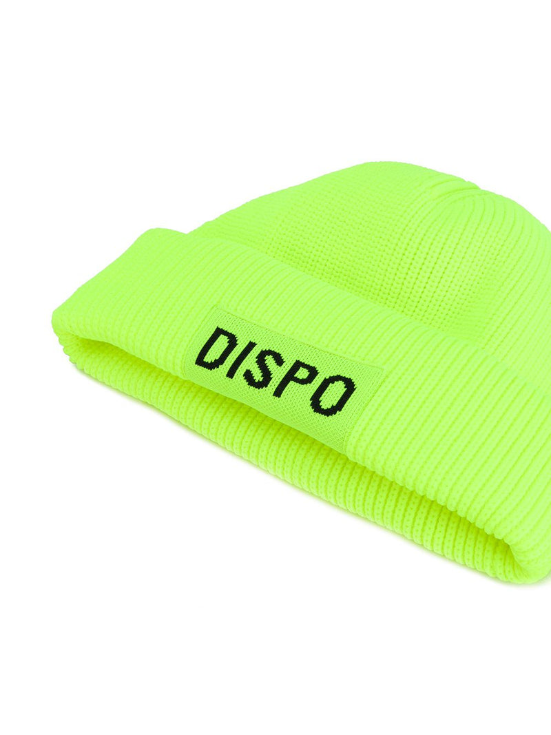 Dispo Patch Beanie