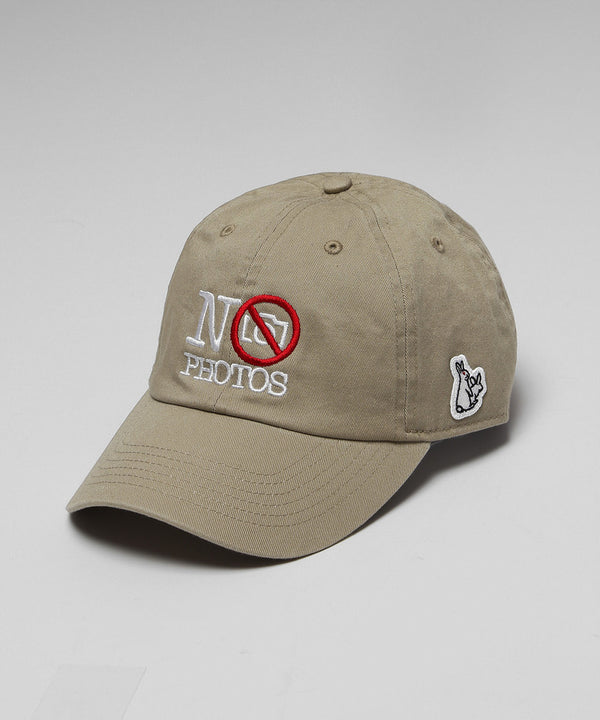 NEW NO PHOTO SIX PANEL BEIGE CAP