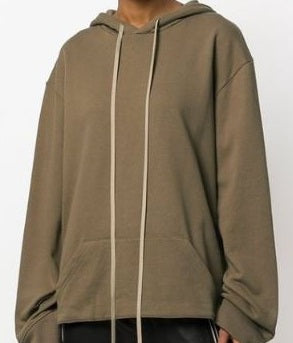 UNCONDITIONAL BROWN HOODIE