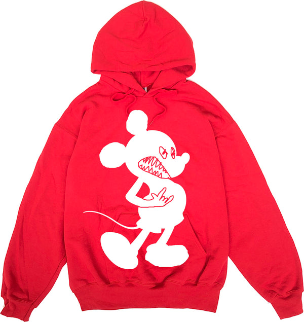 MICKY SIL Hoodie RED