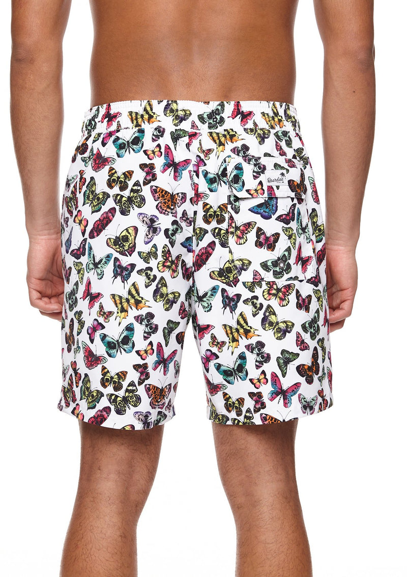 Boardies Hannah butterfly Mid length swim short