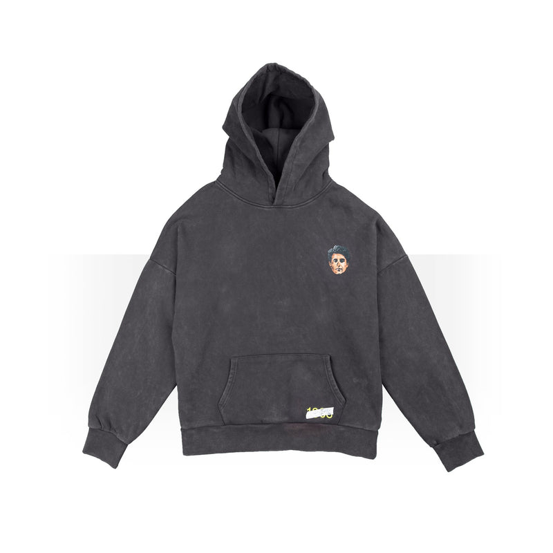 Missing dark grey hoodie