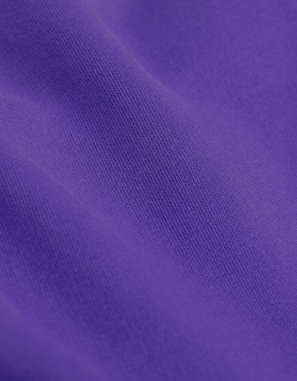 Classic Organic Tee Ultra Violet