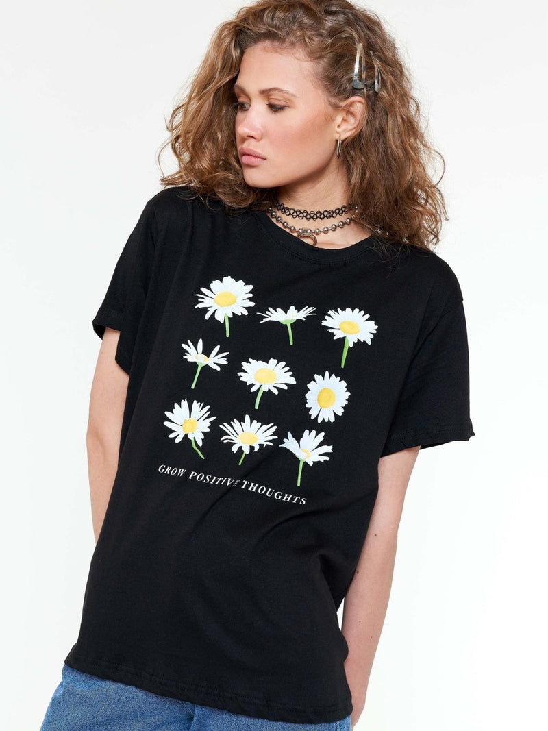 Daisy Collection Oversized T-shirt