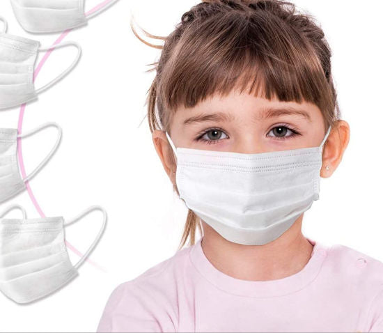 Kids Disposable Face Mask (Pack of 50)