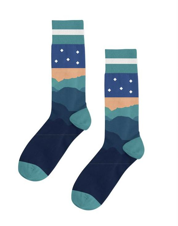 THE EXPLORER SOCKS