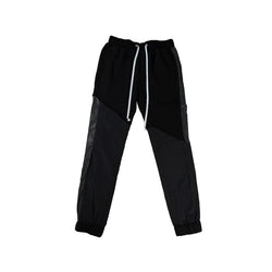 Terry mix tonal jogger
