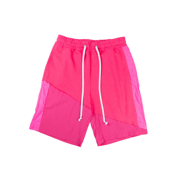 Terry mix tonal short