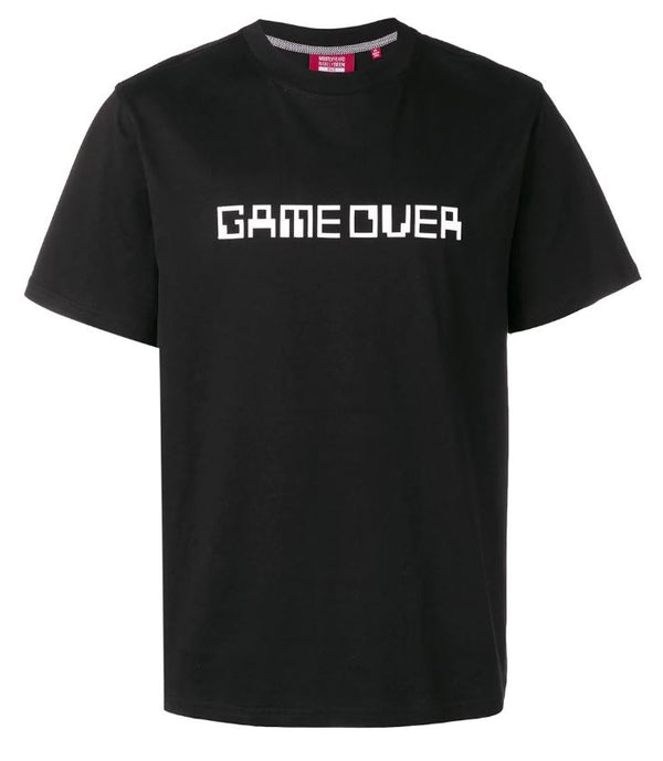 8 BITS GAME OVER T-SHIRT