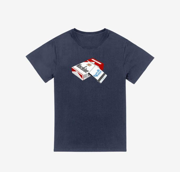 YOUTH MACHINE 0DNYS HABITS TEE