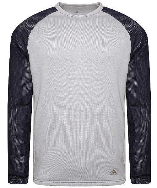 ADIDAS BY KOLOR CD77 HYBRID CREW SWEATER
