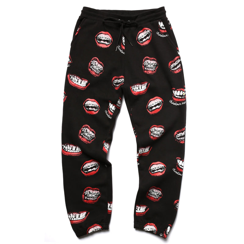 CHINATOWN MARKET MOUTH SWEATPANTS