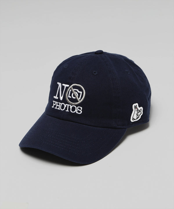 NEW NO PHOTO SIX PANEL NAVY CAP