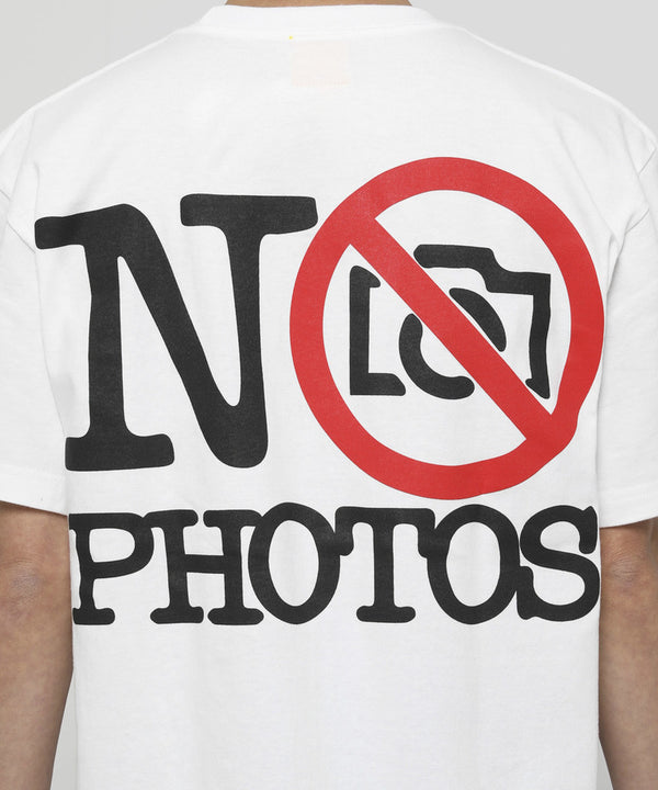 NEW NO PHOTOS T-SHIRT