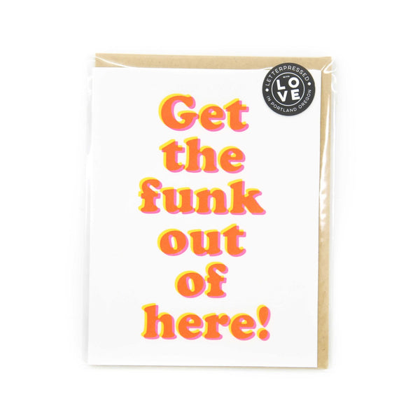 Get the funk