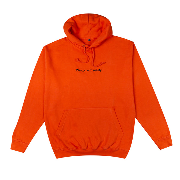 Sunset Hoodie - Welcome to reality.