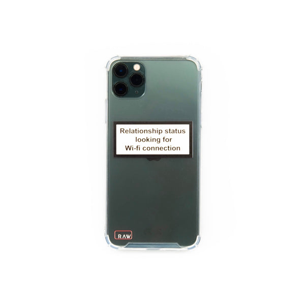 Relationship status Iphone 11 Pro Case