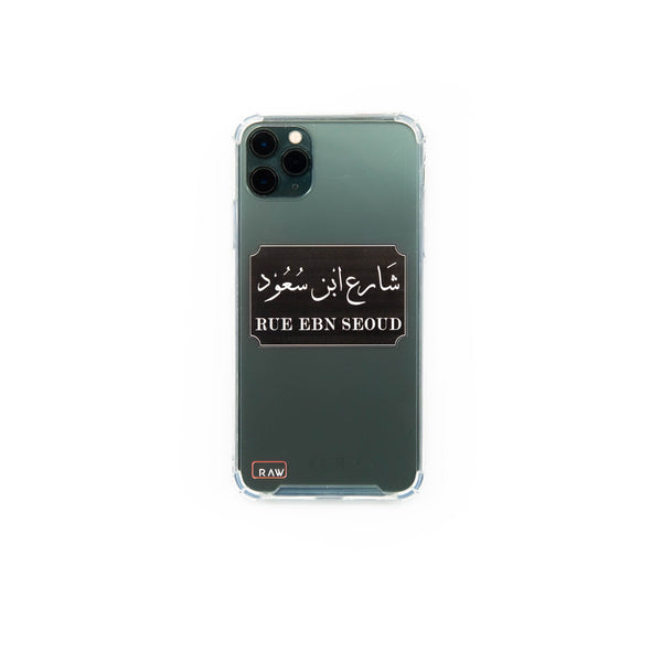 Rue Ebn Seoud Iphone 11 Max Case