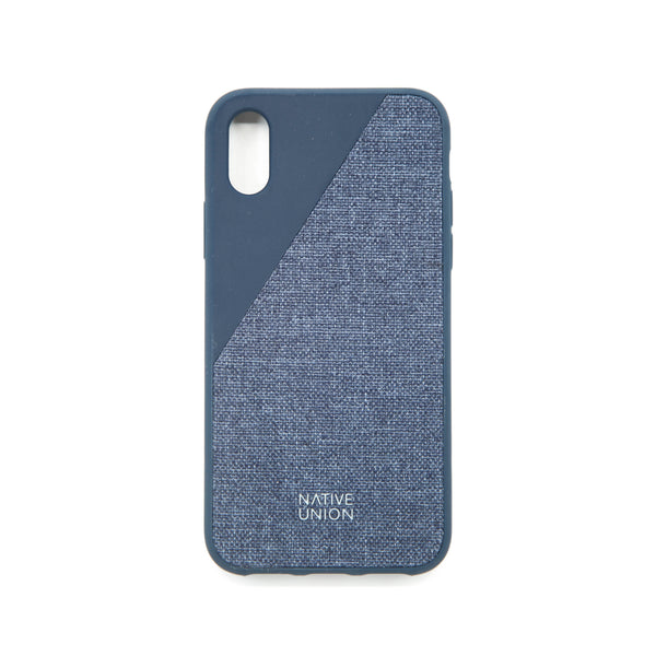 CLIC CANVAS-IPHONE X CASE