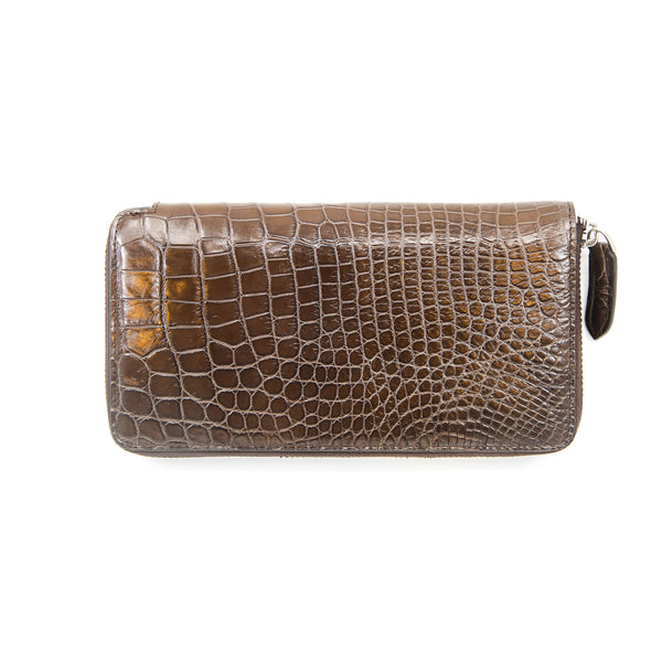 CROCODILE  WALLET 2