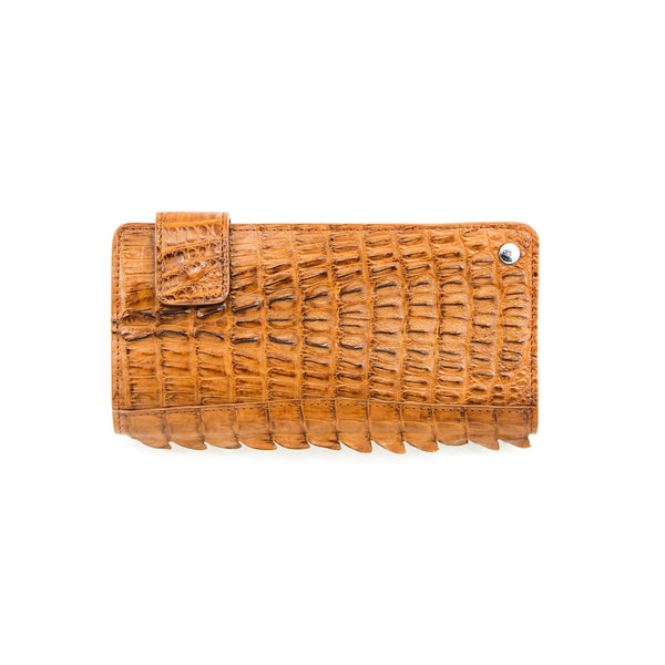 CROCODILE  SKIN WALLET
