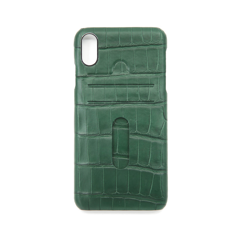 CARD HOLDER CASE ALLIGATOR