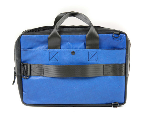 Business Bag Blue
