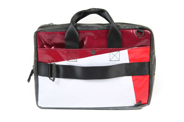 Business Bag Red